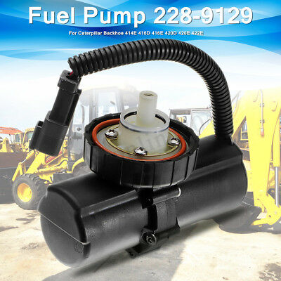228-9129 Fuel Pump For Caterpillar Backhoe 414E 416D 416E 420D 420E 422E 424D
