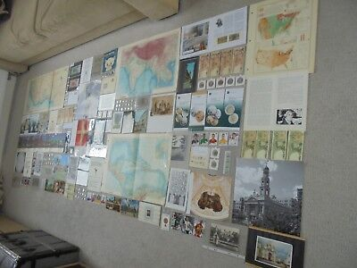 Biggest Ever!! Job Lot, Coins & Banknotes Photos, Maps, Stamps Postcards & More.