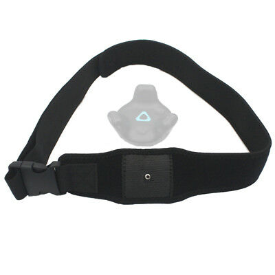 1 pcs Waist Belt Waistband Clip and Loop For VIVE Tracker VR Precision Black