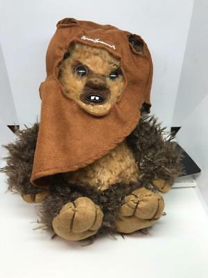 Star Wars Ewok plush Doll Exhibition Limited 1/4 size