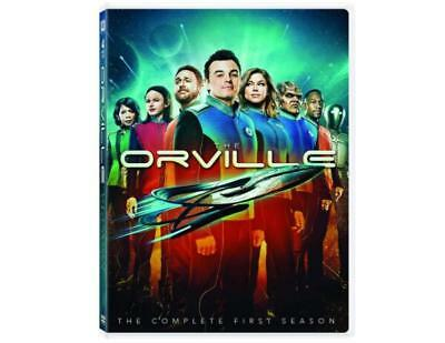 The Orville Season One DVD TV Series New Sealed US Seller Seth MacFarlane