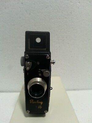 Rare: Darling 16 Subminiature, Spy camera in  working condition by Shincho Seiki