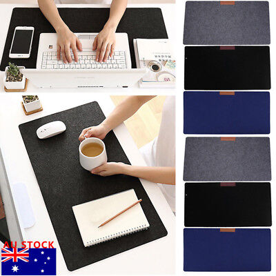 AU Large Size Gaming Mouse Pad Desk Mat Extended Anti-slip Rubber Speed Mousepad