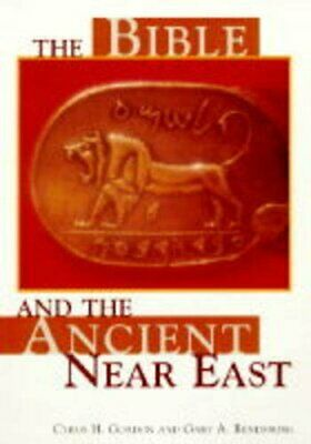 The Bible and the Ancient Near East by Rendsburg, Cyrus H Hardback Book The