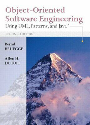 Object-Oriented Software Engineering: Using UML... by Dutoit, Allen H. Paperback