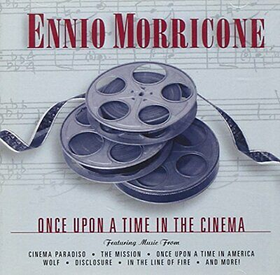 Ennio Morricone - Once Upon a Time in the Cinema: T... - Ennio Morricone CD VJVG