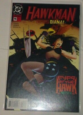 Hawkman Vol 3 #16 VF/NM DC Comics