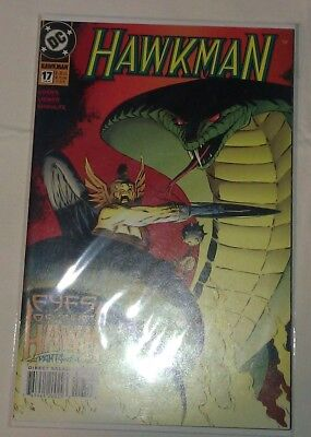 Hawkman Vol 3 #17 VF/NM DC Comics