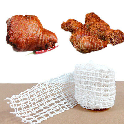 3M Of White Meat Mesh High Quality Meat Netting Home Made Meat  --  14 Holes