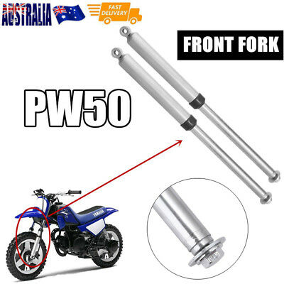 For YAMAHA PW50 PW PEEWEE 50 FRONT FORKS SHOCKS PW50 SUSPENSION SET ASSEMBLY