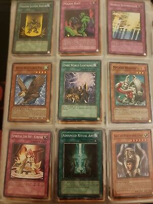 Yugioh Lot/collection 100 cards