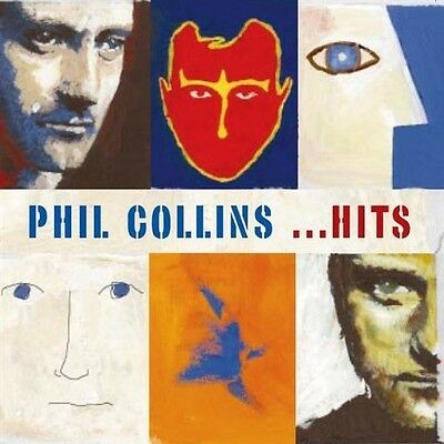 Phil Collins - Greatest Hits - Cd Album - In The Air Tonight +