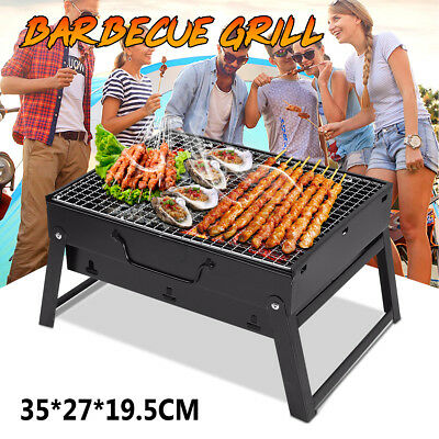 Foldable Garden Garden Barbecue Stove For Picnic Grill Charcoal Cooking BBQ