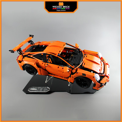 Display Stand For Lego Technic Porsche 911 Gt3 Rs 42056