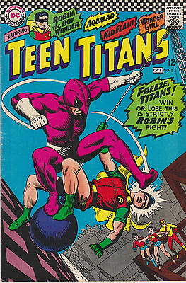 Teen Titans #5, Very Fine Condition