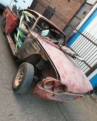 Ford Consul Capri Barn Find Project