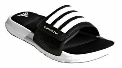 724ebd09aaff95 Adidas Men s Superstar 5G Slide Sandal Shoe Swimming Beach Shower Water  AC8325
