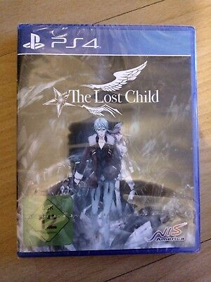 The Lost Child (PlayStation 4) Neu & OVP