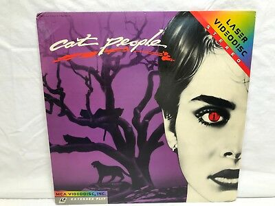 Cat People on Laser Disc