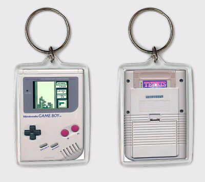 Llavero Game Boy Keyring