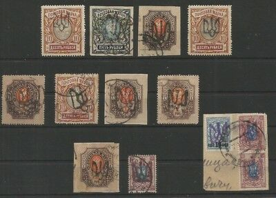Ukraine,Interested material to research,Lot 1,Uesd
