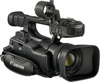 Canon XF100 10x HD Zoom Lens, HD Professional Camcorder 4888B001