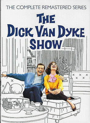 The Dick Van Dyke Show: The Complete Remastered Series [DVD 25 Disc Box Set) New