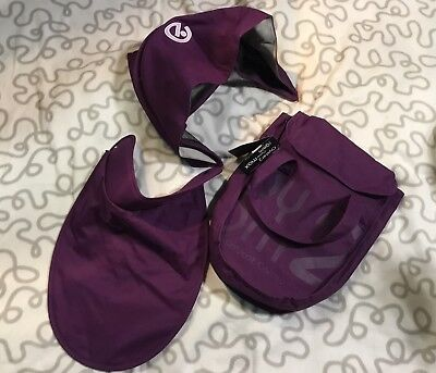 BN Oyster 2 Oyster Max Oyster Gem Carrycot Colour Pack Wild Purple
