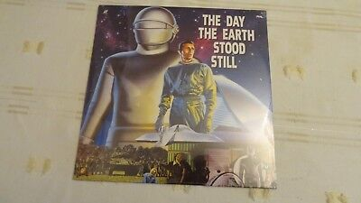 laser disc  THE DAY THE EARTH STOOD STILL   STILL SEALED