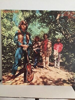 "Creedence Clearwater Revival - ""GREEN  RIVER"" Original Pressing"