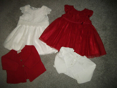 up to 3 mths baby girls small bundle