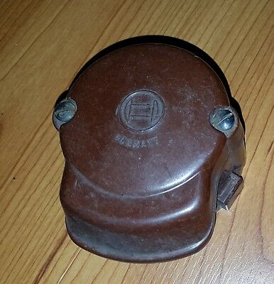 NEW OLD STOCK Flat Top Distributeur Cap VW PORSCHE Classic Bosch
