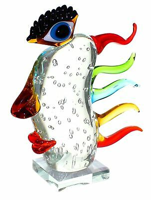 Massive Stunning Celebration To Picasso Art Glass Face/Head Sculpture