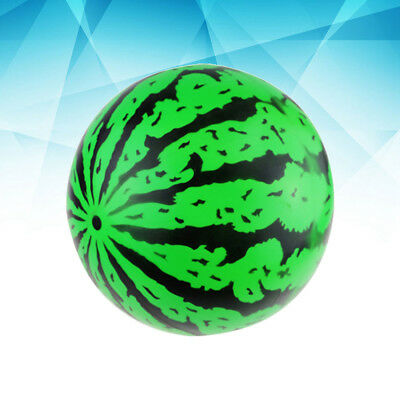 5pcs Inflatable Watermelon Joyful Funny Ball Toy Ball Game Ball for Game Outdoor
