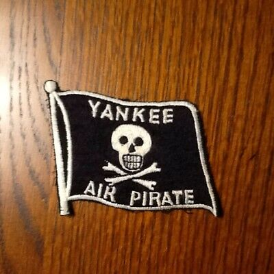 Vietnam ,Yankee Air Pilot Patch.  Never Used (sewn).