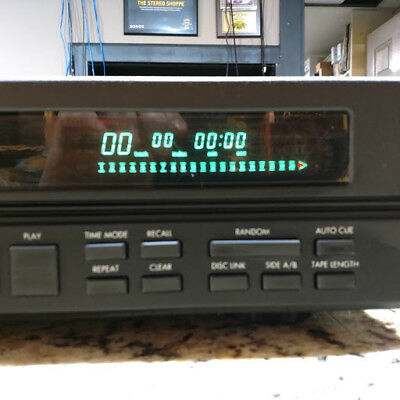 California Audio Labs Tercet IV compact disc player