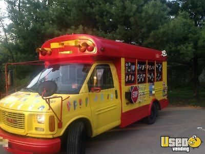 GMC Ice Cream Truck for Sale in New Jersey!!!