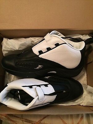 b28bf7cb6fdd Reebok The Answer 4 IV Stepover Allen Iverson Size 12 Never Been Worn