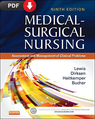 Study Guide for Medical-Surgical Nursing: Assessment and Management of Clinical