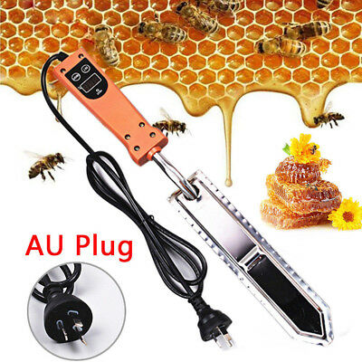 Electric Honey Extractor Knife Uncapping Beekeeping Scraping Hot Bee Supply New