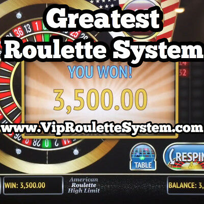 Best Roulette System On Ebay, Guaranteed $100 Per Hour! Vip Roulette System