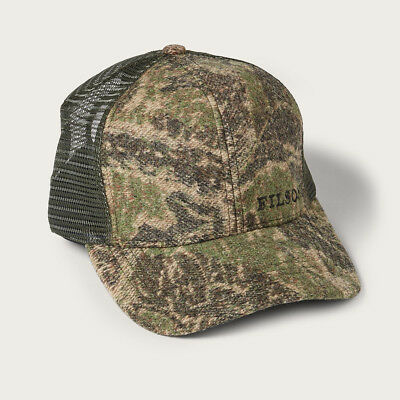 FILSON Logger Mesh Cap - Made in USA