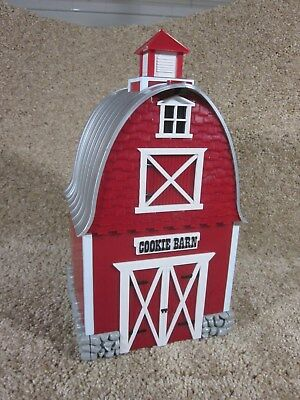 Musical Barn - Cookie Jar - Plastic - Green Acres Theme Song