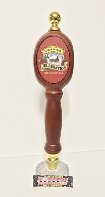 "Sierra Nevada Celebration Ale Pub Style Beer Tap Handle 13"" Tall - Excellent!!"