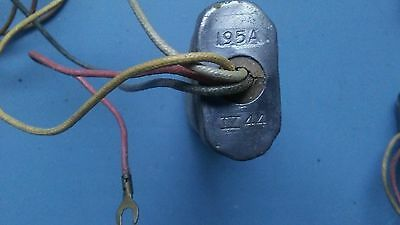 Western Electric 195A Condenser