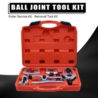 Front End Service Kit Pitman Arm Puller, Ball Joint Separator Tie Rod Remover