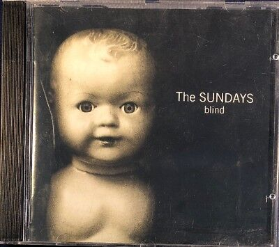 The Sundays - Blind CD Album in VG Condition
