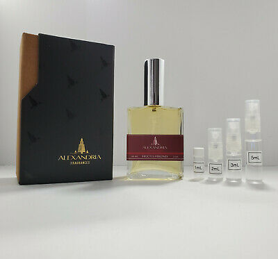 659db8d1a73 Alexandria Fragrances Fructus Virginis (TF Lost Cherry) - Decant SAMPLE  Atomizer