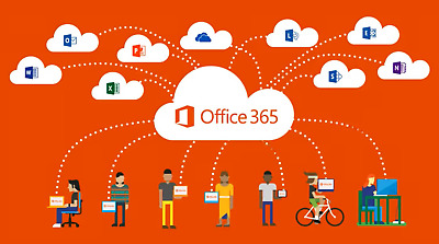 [INSTANT] Microsoft Office 365 Pro Lifetime 5 Devices Key 2016 Windows MAC 5TB