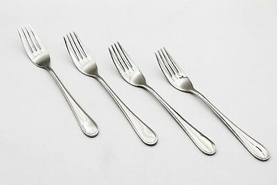 High Quality Stainless Steel Table 4 PCS Forks Set Family Forks Set - 7 inch